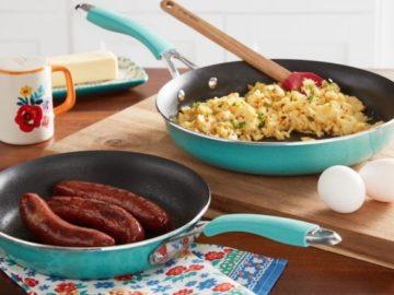 Pioneer Woman Cookware Set Giveaway