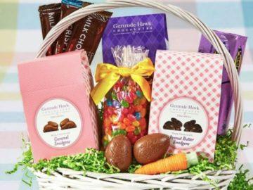 Gertrude Hawk Chocolates Easter Basket Giveaway (Facebook)