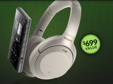World Wide Stereo Sony Spring Sweepstakes