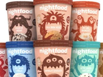 Nightfood Ice Cream Giveaway