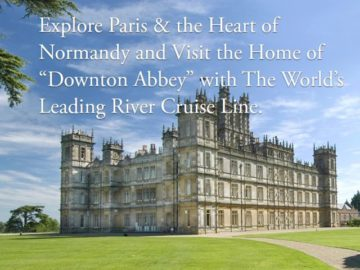 Viking Cruises Q2 2020 Paris River Cruise & Highclere Castle Sweepstakes
