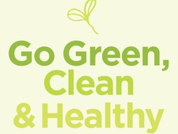 Parents Go Green, Clean and Healthy Sweepstakes