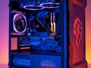 Newegg Custom World of Warcraft PC Giveaway