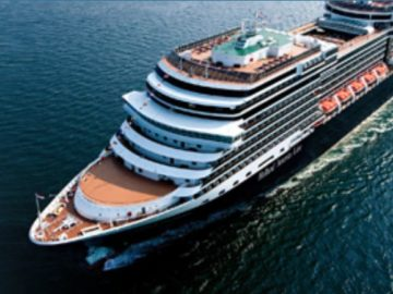 Holland America Line 7 Day Choose Your Cruise Sweepstakes