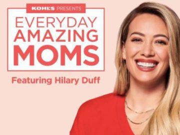Kohl's Amazing Moms Contest (Photo Upload)