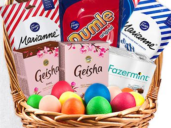 """Finnish Easter """"Sweetstakes"""" Giveaway"""
