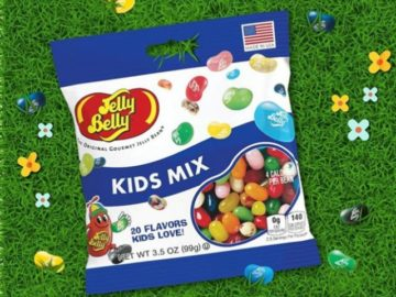 Jelly Belly Mix It Up Instagram Sweepstakes (Instagram)
