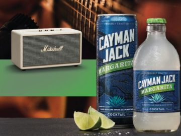 Cayman Jack Cinco De Mayo Marshall Speaker Sweepstakes