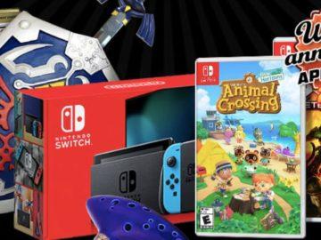 April Zelda + Animal Crossing + Doom Eternal Switch Giveaway