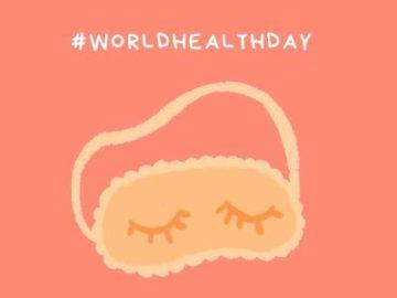 Purple World Health Day