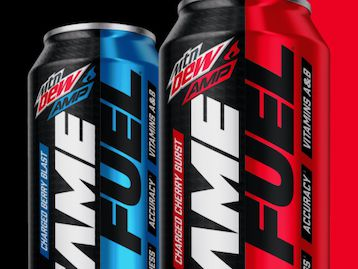 Mountain Dew Game Fuel Twitter Sweepstakes (Twitter)