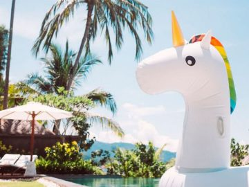 14 Hands Winery Unicorn Summer Floatie Sweepstakes (Limited States)