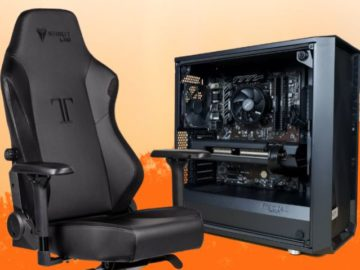 Tech Guided Complete PC Gaming Setup Sweepstakes