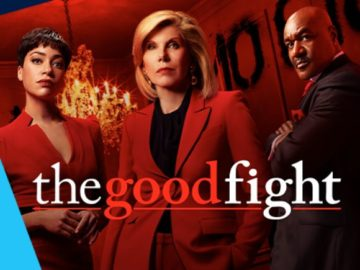 Popsugar Must Have x The Good Fight Sweepstakes