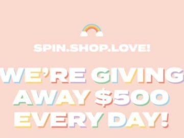 Lulus Spin. Shop. Love. Spring 2020 Sweepstakes