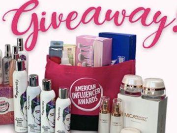 AIA Beauty Bundle Giveaway