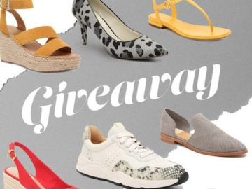 Steinmart 10 Pairs of Shoes Giveaway (Facebook)