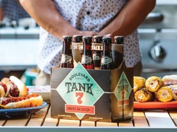 Boulevard Brewing Co. Tank 7 Elevate Everyday Sweepstakes
