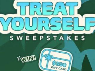 Radio Disney Treat Yourself Sweepstakes