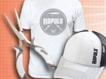 Rapala Gear Giveaway