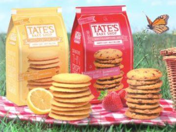 Tate's Bake Shop Spring Gift Basket Contest