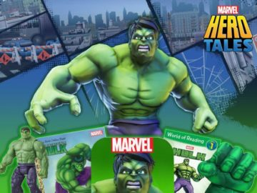 Marvel Hero Tales The Incredible Giveaway
