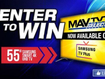 MAV TV Select Sweepstakes
