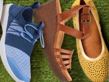 Vionic Shoe Spring into Wellness Giveaway