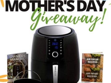 Simple Living Mother's Day Giveaway