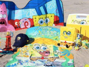 Nickelodeon SpongeBob SquarePants Sponge on the Run Sweepstakes