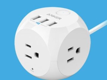 Anker 500 PowerStrip Giveaway