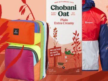 Chobani Oat Milk Sweeps