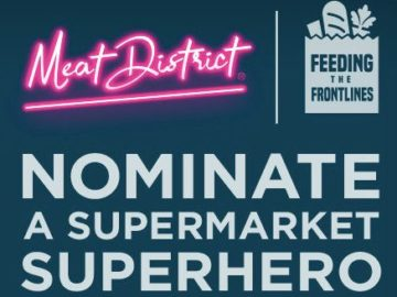 iHeart Feeding the Front Lines Contest