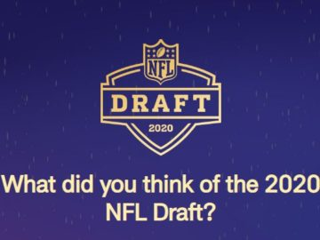 NFL Draft Moments Sweepstakes