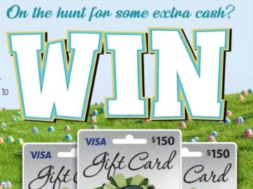 Pay2Day Spring Giveaway