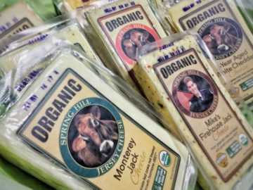 Spring Hill Cheese Sweepstakes