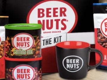 Beer Nuts Work From Home Giveaway