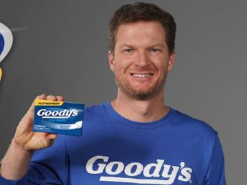 Goody's Secret to Speed Sweepstakes (Limited States)