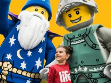 Quaker Life Cereal Legoland Instant Win Game (Free Codes)