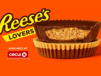Hershey's Circle K Reese's Lovers Sweepstakes
