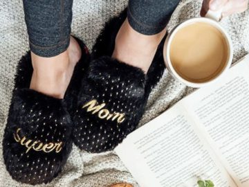 Dearfoams Mother's Day Sweepstakes