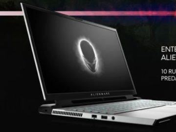 Alienware Arena Alienware M17 Gaming Laptop Sweepstakes