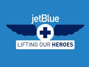Jet Blue Lifting Our Heros Contest