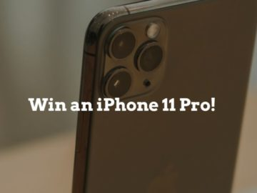 iPhone 11 Giveaway