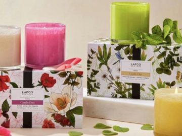 LAFCO Floral & Herbal Spring Gift Sets Giveaway