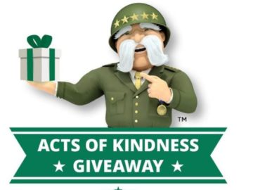 General Insurance Acts of Kindness Sweepstakes (Facebook)