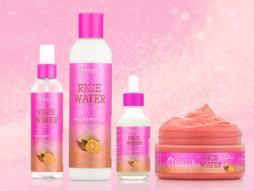 Mielle Organics Rice Water Collection Giveaway