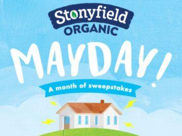 Stonyfield Backyard Oasis Sweepstakes