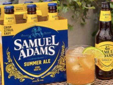 Samuel Adams Bring Summer Home Contest (Photo Upload)