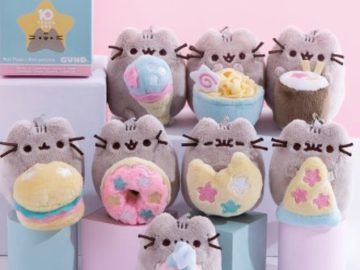 Pusheen 10th Anniversary Giveaway
